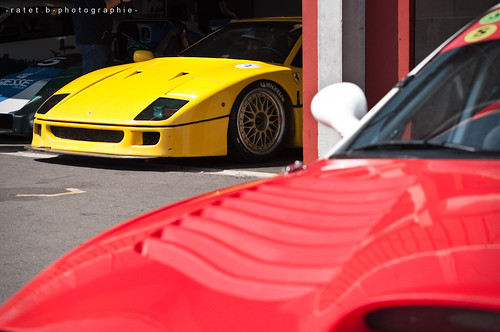 Ferrari F40 | by BenjiAuto (Ratet B. Photographie)