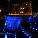 Waterway Square - Blue