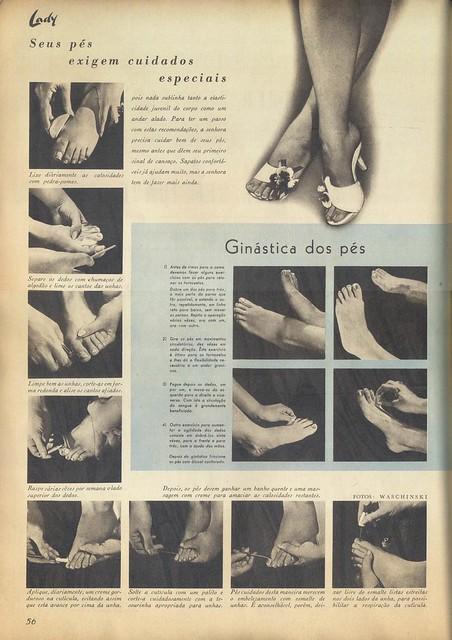 Lady, Nº 5, Fevereiro 1957 - 57