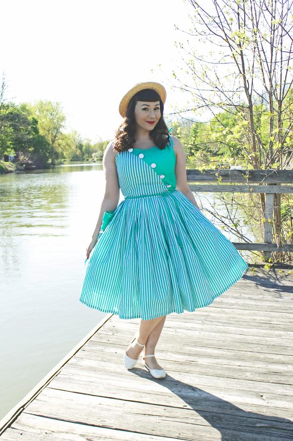 hamilton dress