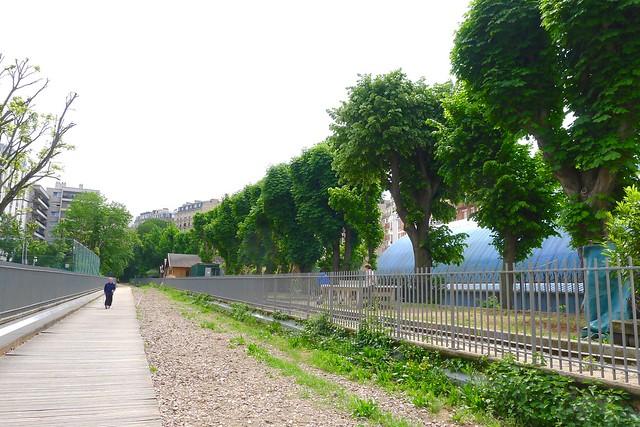 La Petite Ceinture - Paris Rive Gauche