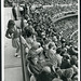 Spectators at Busch Stadium, 1966