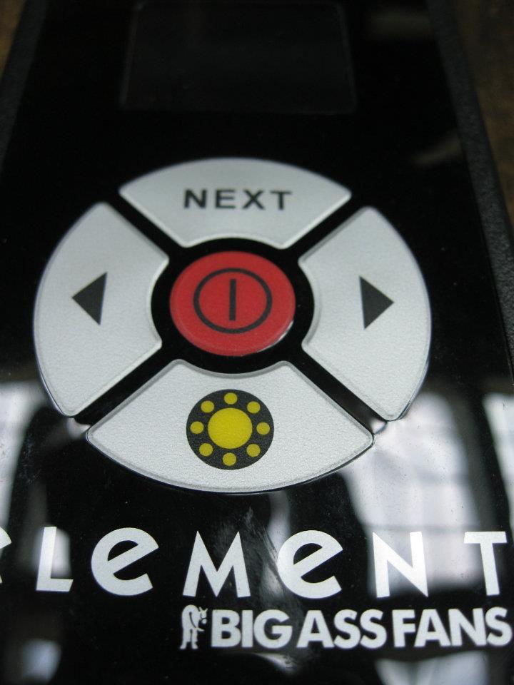 Big ass fans element