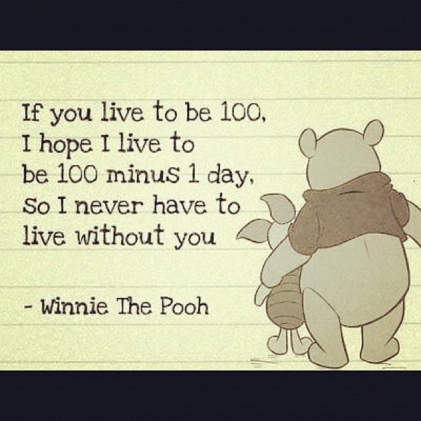 #aww #cute #winnie #the #pooh #quote #true