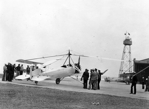 Pitcarin Autogyro | by San Diego Air & Space Museum Archives