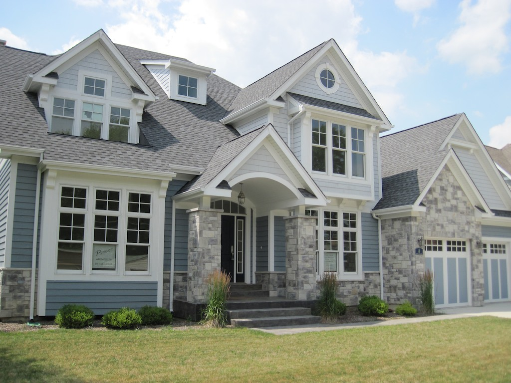 Exterior stone work north stone manufacturer is a for Exterior stone work