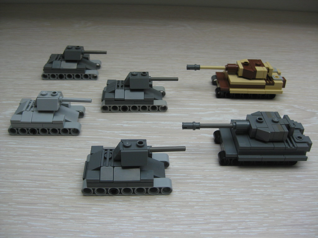 lego mini tank 2 credit to rumrunner for the mini. Black Bedroom Furniture Sets. Home Design Ideas