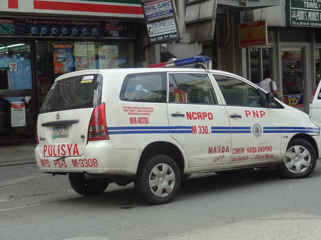 Capital Region Police Car Philippines Walmer2 Flickr