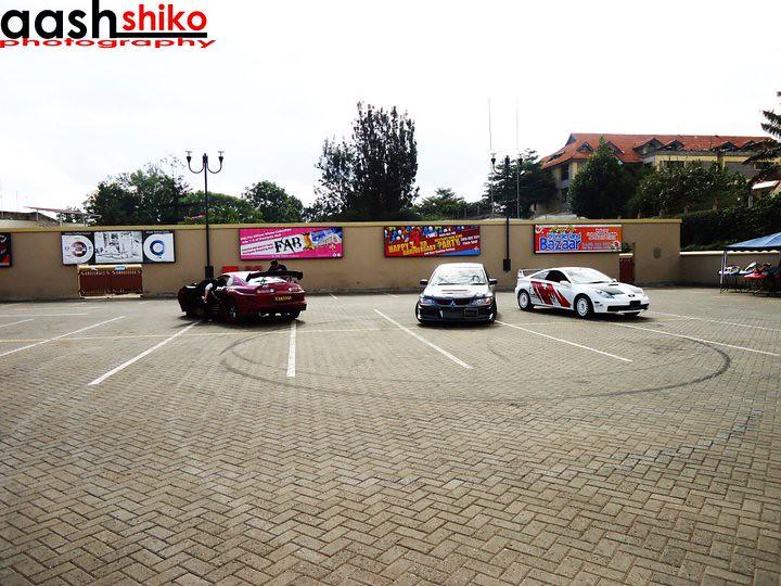 Westgate Motor Show 2011 Westgate Shopping Mall Nairobi