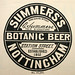 Summers's Botanic Beer 21 July 1887