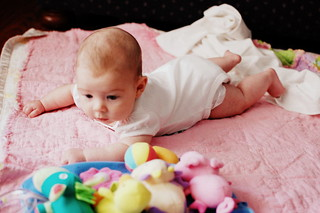 tummy time | by twoceeveeandme