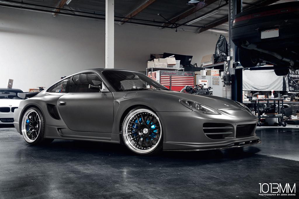 Ssr Wheels Top Secret Widebody Porsche 996 1013mm Com