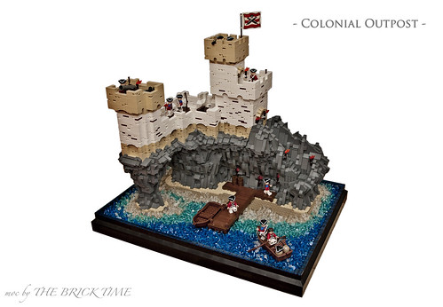 Colonial Outpost #002 | by THE BRICK TIME Team
