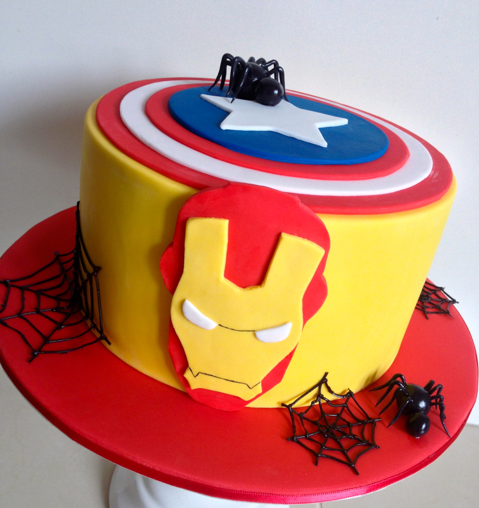 Ironman Cakes Images