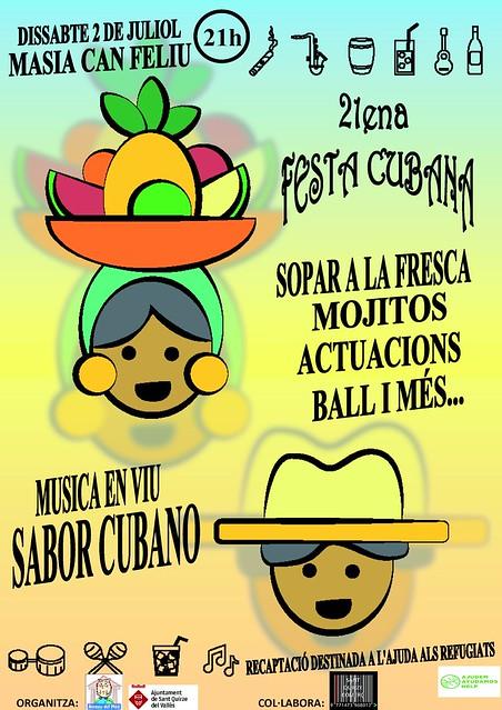 Cartell Festa Cubana 2016 (1)