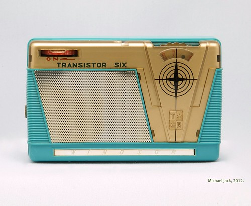 Windsor 6T-220 | by TRANSISTOR RADIOS