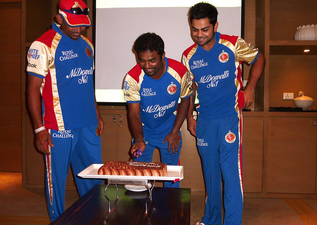 Virat Kohli Birthday Cake