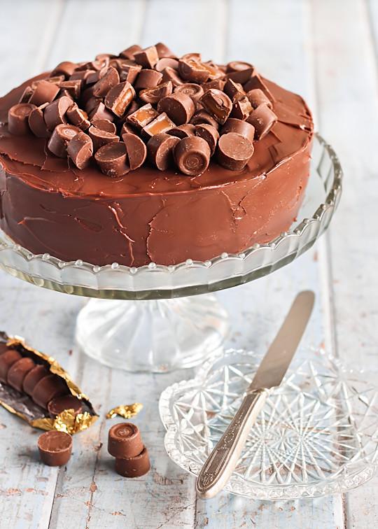 Rolo Cake Cookie Recipe