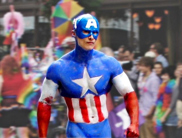 sony gay parade