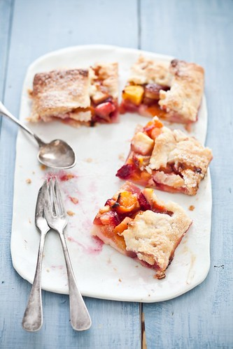 Stone Fruit Galette | by tartelette