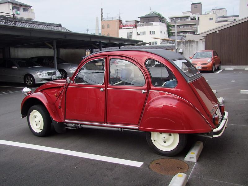 des 2CV au JAPON 7572872254_195d027e1e_c