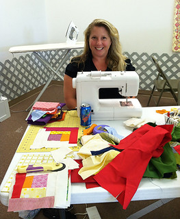 Cincinnati Modern Quilt Guild ~ Improv Piecing | by Fresh Lemons : Faith