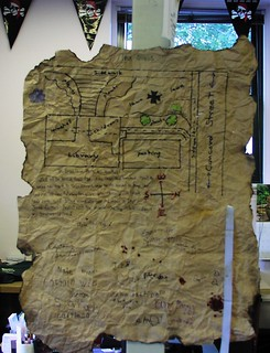 Treasure Map | by Manchester Library