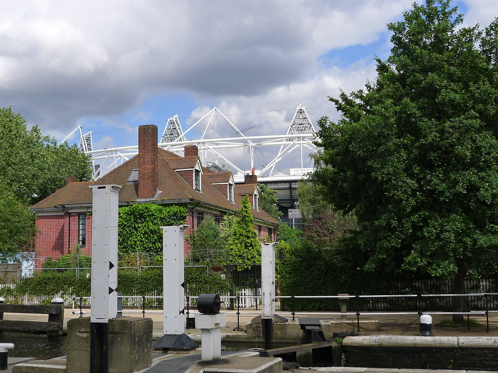 Lock Keeper S Cottages Old Ford Lock London E3 2nn Flickr