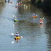Paddle the LA River 2012