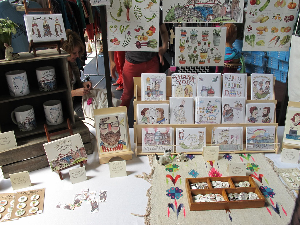 greeting card display ideas craft shows img 4693 the 5th annual rcf san francisco renegade 7750