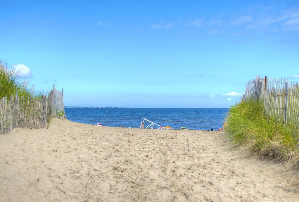 Beaches Near Long Beach Island