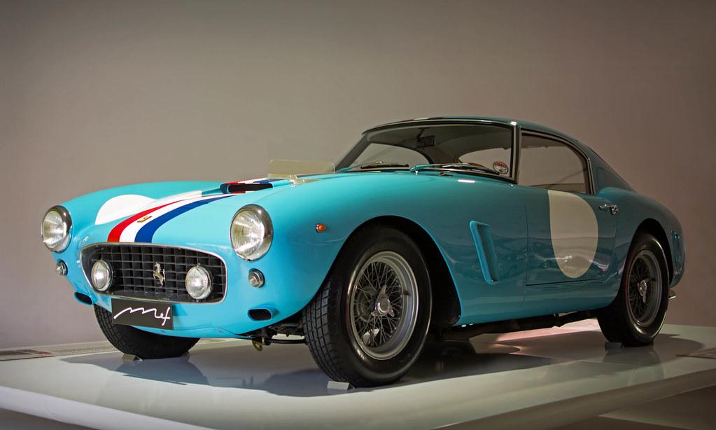 1959 Ferrari 250 Gt Swb Berlinetta Competizione 2127gt Mf