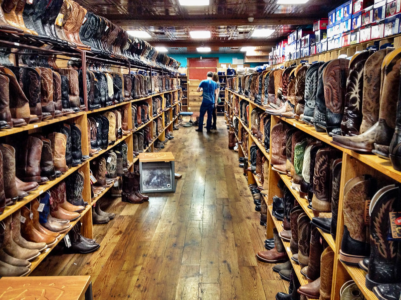 Things to do in Austin, Texas | Allen's Boots