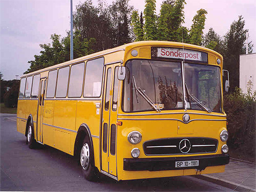mercedes o 317 postbus als historisches fahrzeug bei kolle. Black Bedroom Furniture Sets. Home Design Ideas