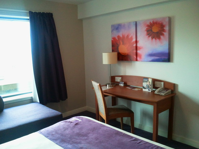 Premier Inn Room Too Small For Two People
