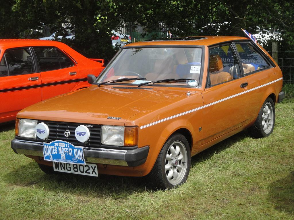 Chrysler >> 1981 Talbot Sunbeam 1.3 LS | Alan Gold | Flickr