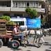 Amasya, horsecart-transport