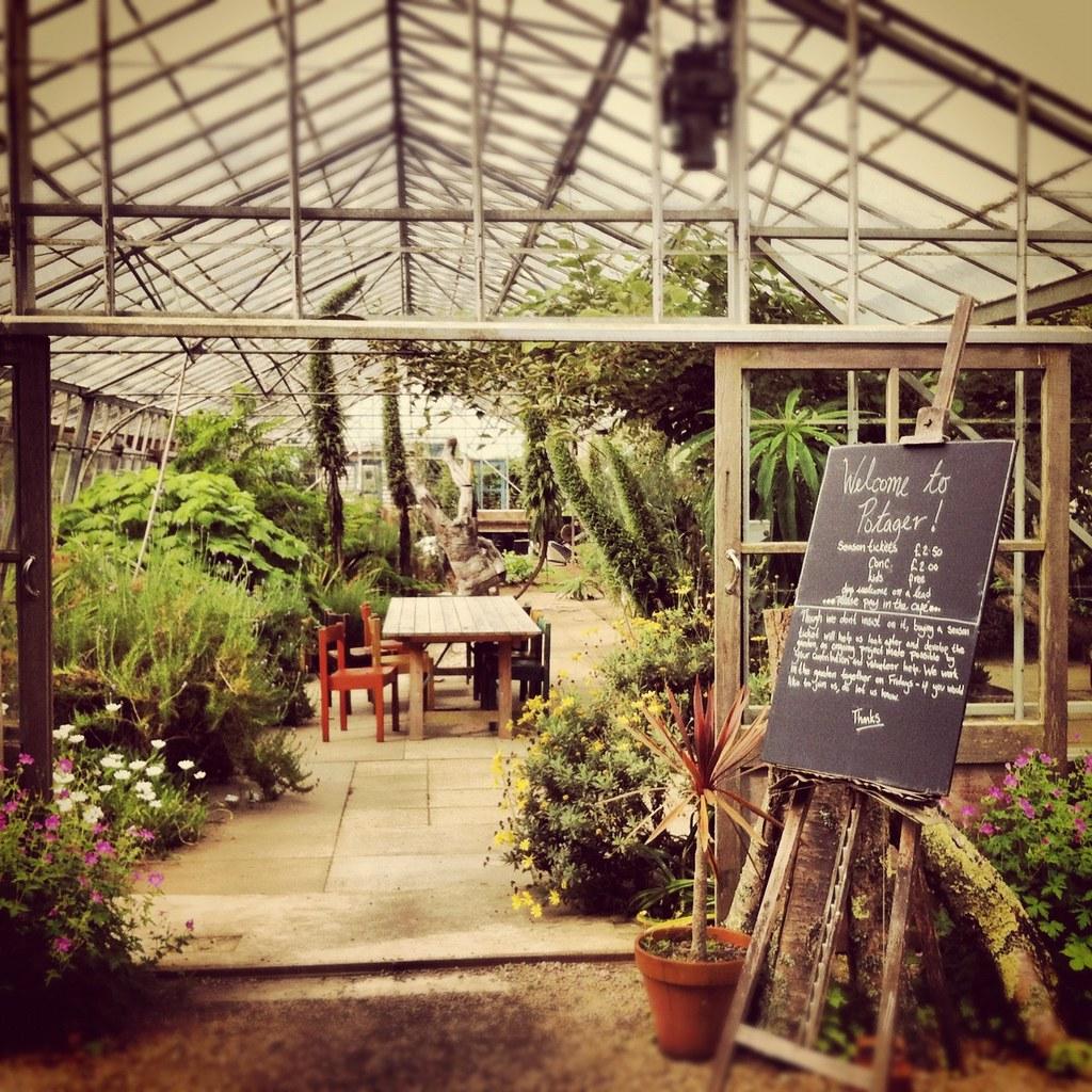 Potager Garden Blogs: Potager Garden Cornwall 033