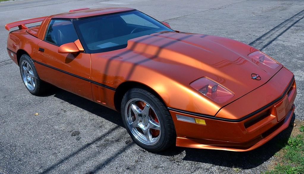 Custom C4 Corvette Scott597 Flickr