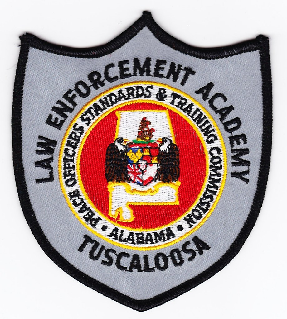 Terms Of Use >> AL - Law Enforcement Academy of Tuscaloosa | Patch for ...