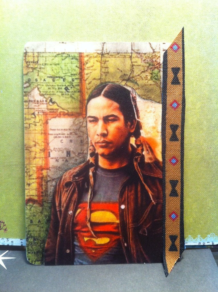 If i were superman ...on hold | a modern native american ...