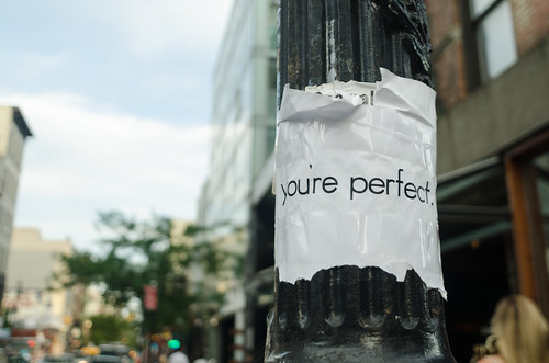 1406 You're Perfect | by JoelZimmer