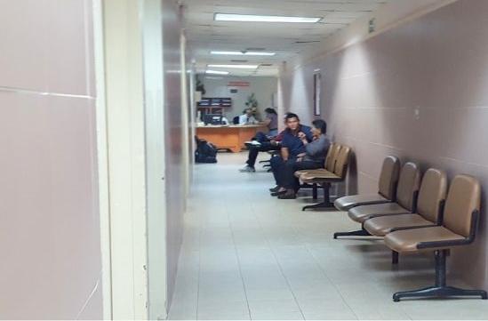 Atracan en la Clínica Familia de Puerto Ordaz y resulta herido el delincuente en intercambio de disparos