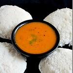 Thakkali sambar for idli - Mom's special