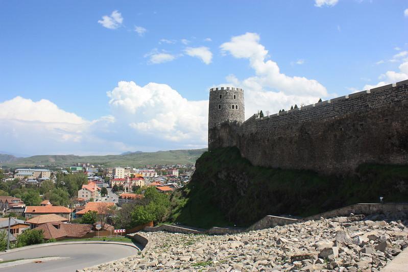 Грузия Ахалцихе