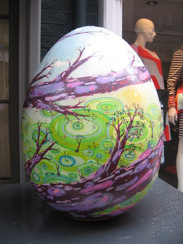 04-03-12 Seasonal Egg the Big Egg Hunt | by craftinessa