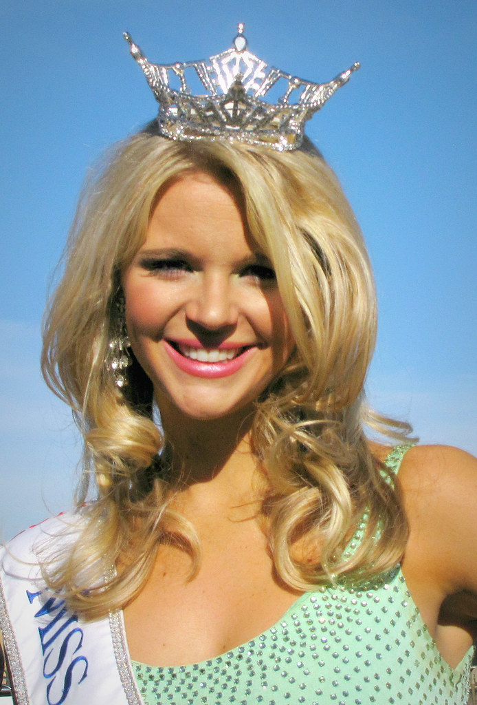 Miss Colorado - Diana Dreman | Taken at the St Patrick's ...