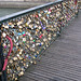 bridge locks - Pont des Arts, Paris