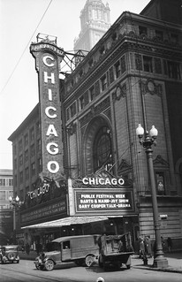 Chicago, Theatre, Chicago, IL - 1930 | by Brad Smith