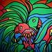 arte,nas  paredes  do  aconchego  da  zuzu